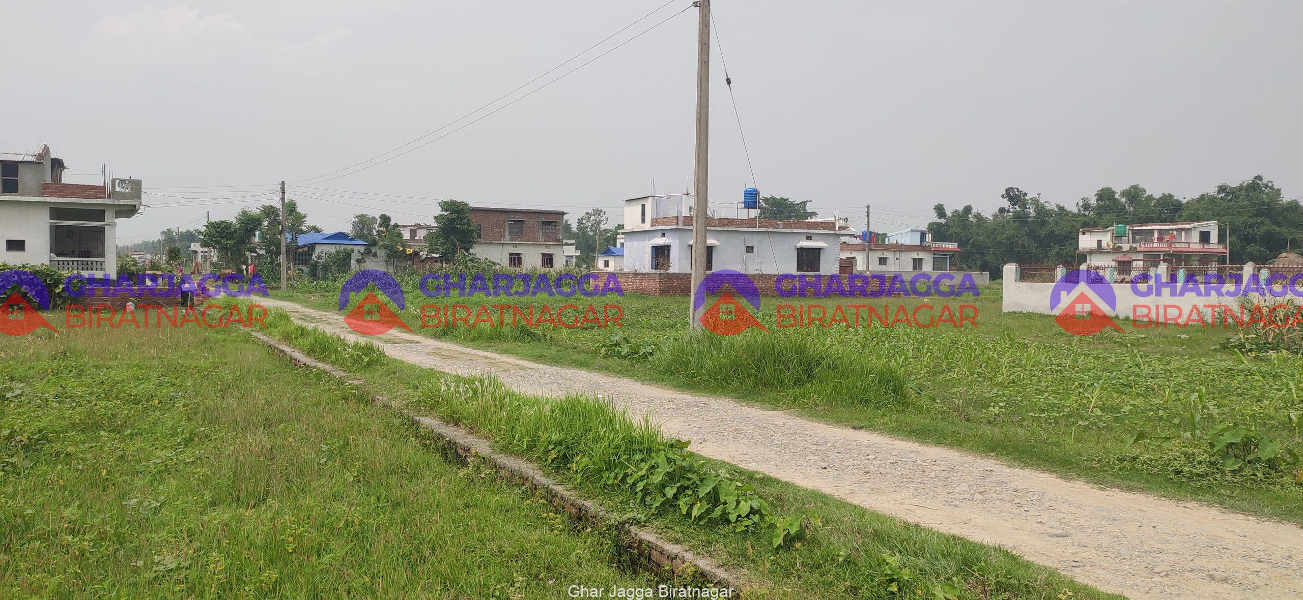 10 Dhur Land on Sale at Tankisinwari