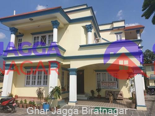 New Home in Urlabari